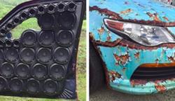 16 őrült autó-tuning, ami finoman szólva is túl messzire ment