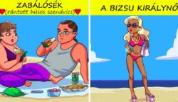 14 embertípus, akivel a strandon találkozhatsz