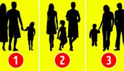 Képes teszt: a 3 család közül szerinted melyik nem valódi?