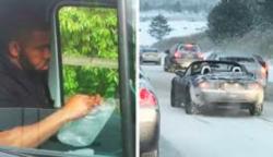 21 alkalom, amikor a sofőrök nem akartak hinni a szemüknek vezetés közben