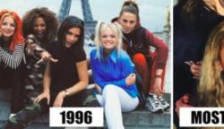 10+ pop-énekes, akikért megőrültünk a 90-es és a 2000-es években, és így változtak meg