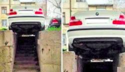 15 bizonyíték, hogy tulajdonképpen bárhol lehet parkolni, csak akarni kell