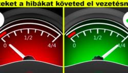 6 vezetési szokás, ami tönkreteheti az autónkat.