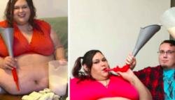 A 29 éves, 350 kilós nőnek az a célja, hogy elérje az 500 kilót és, hogy egyáltalán ne tudjon mozogni