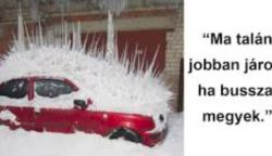 18 látványos pillanat, amivel kizárólag télen találkozhat az ember