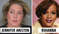 Hogyan néznének ki a hírességek, ha hétköznapi emberek lennének