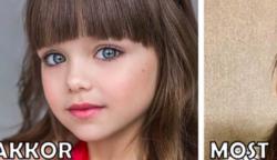 A világ legszebb lánya idősebb lett. Itt van, hogyan néz ki ma