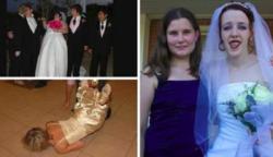 15 esküvő, ami nem úgy sikerült, ahogy tervezték. De legalább emlékezetes marad!