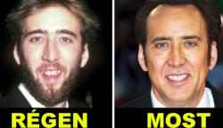 Hogyan változott meg 20 híresség az évtizedek során