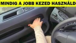 20 autós trükk, ami segíthet bármilyen probléma elkerülésében