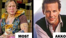 Hogyan változtak meg a 60-on túli színészek az idő múlásával, akiknek a sármja előtt meghajolunk