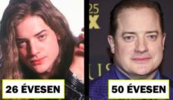 18 híresség, akik az évek során olyan szörnyen átalakultak, hogy talán személyi igazolvány képet kellene cserélniük