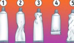 Te hogyan nyomod a fogkrémet? Erről árulkodik a tubus