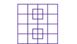 Mennyi négyzetet látsz a képen?