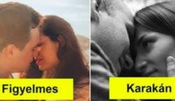 Íme 8 dolog, amit azonnal megtudhatsz a másikról az első csók után