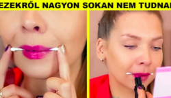 Minden nőnek meg kell ismernie ezeket az egyszerű kozmetikai trükköket, ami otthon is könnyen elvégezhető