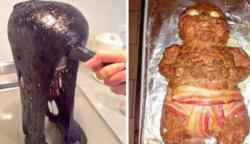 20+ elképesztő konyhai katasztrófa, amelyektől nem tudod eldönteni, hogy sírj-e vagy nevess