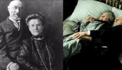 Emlékszel az idős házaspárra, akik együtt haltak meg a Titanicon? Íme a valós életük szívszorító története