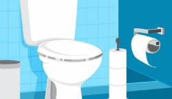 Erre valószínűleg soha nem gondoltál: ezért fehérek a WC csészék
