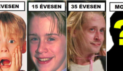 Mindenki 'Kevin'-je túl a 40-en! Babakocsit tologat és szakállat is növesztett az egykori gyereksztár! Fotók!