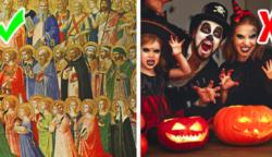 Mindenszentek, halottak napja vagy halloween? Te tudod mi a különbség?