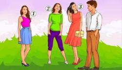 A kérdés egyszerű, mégis a legtöbben elrontják: a három nő közül melyik az, aki legjobban tetszik a férfinek?