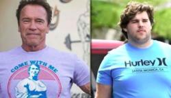 Schwarzenegger egyik fia elhatározta, hogy megszabadul jókora túlsúlyától: új képeit elnézve minden elismerést megérdemel