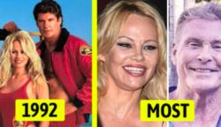 Így változtak meg a kedvenc tévés szereplőink az elmúlt 30 év alatt