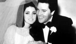 """Elvis felesége nem mutatkozhatott smink és frizura nélkül a férje előtt. Ilyen élete volt a """"Király"""" mellett."""