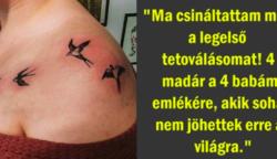 20 tetoválás, amelyek valódi jelentéssel bírnak