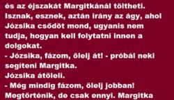 Margitka fázik ..