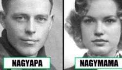 18 alkalom, amikor az emberek rájöttek, hogy a nagyszüleik feltűnően szépek voltak