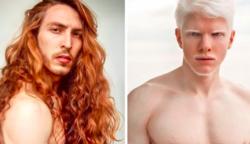 12 egyedi férfi, akik elfelejtetik velünk a szépségideálokkal kapcsolatos elvárásokat