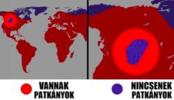 17 szemfelnyitó térkép, amely bemutatja a világ új oldalát