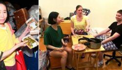 Kukából kotorászott vacsorával kínálta meg vendégeit az extrémen spóroló nő