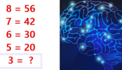 Sokakat megtréfált már ez a feladvány: te tudod, mi a megfejtés és melyik szám kerül a kérdőjel helyére?