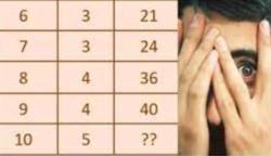 100-ból 97-en elhasalnak a feladványon: nézd meg jól és tippelj, milyen szám kerül a kérdőjel helyére
